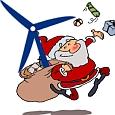 Wieder große Geschenke für die Windkraftlobby in der Weihnachtszeit